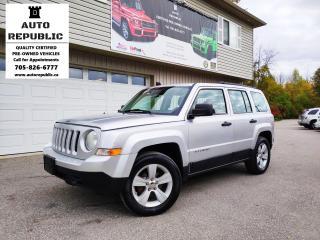 Used 2011 Jeep Patriot SPORT for sale in Orillia, ON