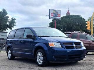 Used 2010 Dodge Grand Caravan SE for sale in Regina, SK