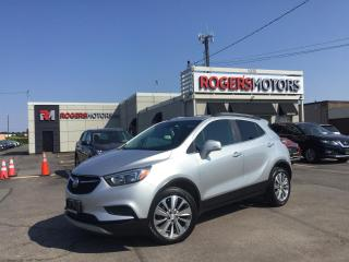 Used 2017 Buick Encore 2.99% Financing - PREFERRED PKG - REVERSE CAM for sale in Oakville, ON