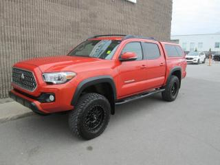 Used 2018 Toyota Tacoma TRD OFF ROAD V6 Double Cab 4x4 BA for sale in Gatineau, QC