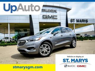 New 2020 Buick Enclave Avenir AWD for sale in St. Marys, ON