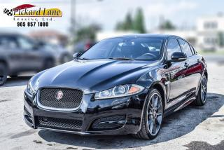Used 2015 Jaguar XF Sport SPORT!!   ACCIDENT FREE for sale in Bolton, ON