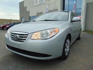Used 2010 Hyundai Elantra ******BAS KILOMÉTRAGE******AC/******* for sale in St-Eustache, QC