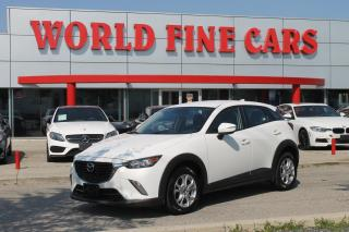Used 2017 Mazda CX-3 GS | *Accident Free* | Ontario Car! | AWD for sale in Etobicoke, ON