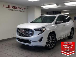 New 2020 GMC Terrain Denali - Sunroof - Power Liftgate for sale in Burlington, ON