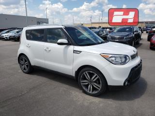 Used 2014 Kia Soul SX Sunroof | Navigation | Leather Seats for sale in Stratford, ON