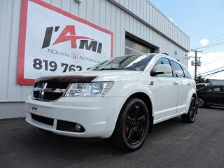Used 2010 Dodge Journey AWD 4DR R-T for sale in Rouyn-Noranda, QC