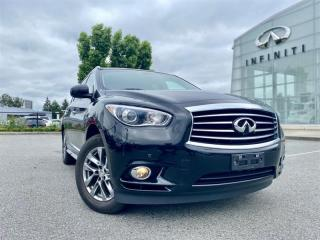 Used 2014 Infiniti QX60 AWD for sale in Langley, BC