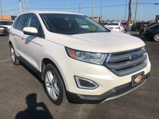 Used 2015 Ford Edge SEL*AWD*BACKUP CAM*LEATHER for sale in London, ON