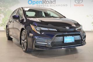 Used 2020 Toyota Corolla 4-door Sedan XSE CVT for sale in Richmond, BC