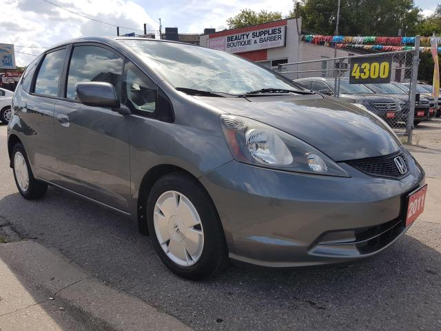 2011 Honda Fit LX-MINT CONDITION-ONLY 68K-AUX-ALLOYS