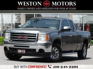 Used 2013 GMC Sierra 1500 SL*NEVADA ED.*4X4*EXTENDED CAB!!* for sale in Toronto, ON