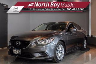 Used 2017 Mazda MAZDA6 GS-L - Click Here! Test Drive Appts Available! for sale in North Bay, ON