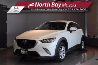 Used 2018 Mazda CX-3 GS AWD - Click Here! Test Drive Appts Available! for sale in North Bay, ON