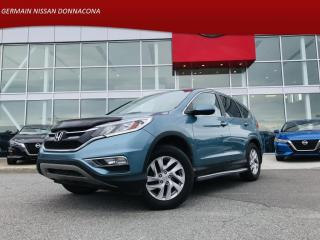 Used 2015 Honda CR-V EX AWD *** CAMÉRA DE RECUL -  TOIT OUVRANT *** for sale in Donnacona, QC