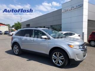 Used 2011 Ford Edge SEL *FWD *MAGS-20' *A/C *BLUETOOTH *CRUISE for sale in St-Hubert, QC