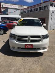 Used 2012 Dodge Durango Heat for sale in Winnipeg, MB