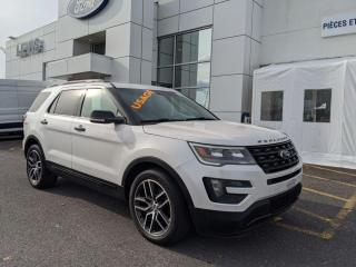 Used 2016 Ford Explorer 4WD 4DR SPORT for sale in Lévis, QC