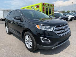 Used 2017 Ford Edge 4DR Sel AWD for sale in Lévis, QC