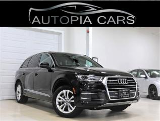 Used 2017 Audi Q7 quattro 4dr 3.0T Progressiv for sale in North York, ON