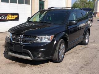 Used 2012 Dodge Journey AWD 4dr R/T for sale in Caledon, ON