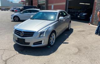 Used 2014 Cadillac ATS 4dr Sdn 2.0L Performance AWD for sale in Kitchener, ON