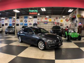 Used 2017 BMW 3 Series 320I X DRIVE LUXURY   NAVI PKG AUT0 LEATHER SUNROOF CAMERA 91K for sale in North York, ON