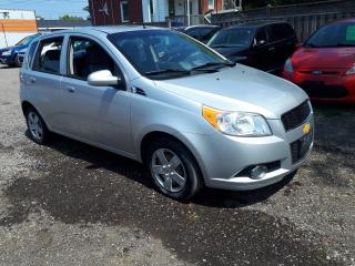 Used 2011 Chevrolet Aveo 5DR WGN LT for sale in Oshawa, ON
