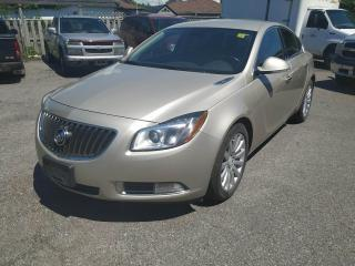 Used 2013 Buick Regal 4dr Sdn Turbo for sale in Oshawa, ON