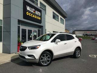 Used 2017 Buick Encore AWD 4dr Essence for sale in St-Georges, QC