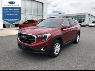Used 2019 GMC Terrain AWD 4DR SLE for sale in Victoriaville, QC