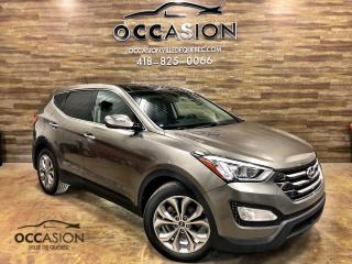 Used 2013 Hyundai Santa Fe Sport SE AWD 2,0 T 90066KM SEULEMENT for sale in Ste-Brigitte-de-Laval, QC