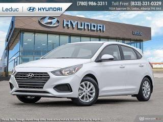 New 2020 Hyundai Accent Preferred for sale in Leduc, AB
