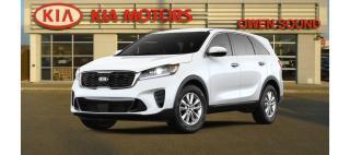 New 2020 Kia Sorento LX+ for sale in Owen Sound, ON