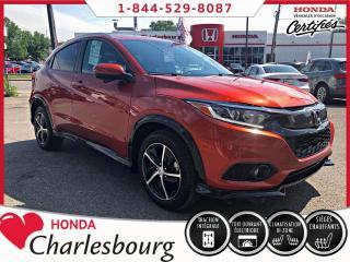 Used 2019 Honda HR-V SPORT AWD **25 134 KM** for sale in Charlesbourg, QC