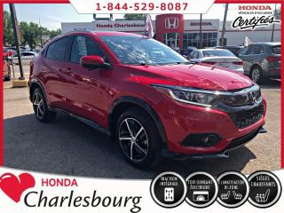 Used 2019 Honda HR-V SPORT AWD **11 208 KM** for sale in Charlesbourg, QC