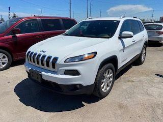 Used 2015 Jeep Cherokee North for sale in Burlington, ON