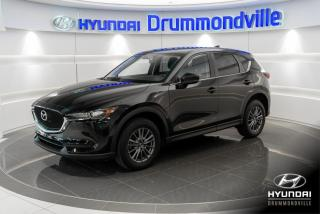 Used 2017 Mazda CX-5 GX + GARANTIE + A/C + CRUISE + BLUETOOTH for sale in Drummondville, QC