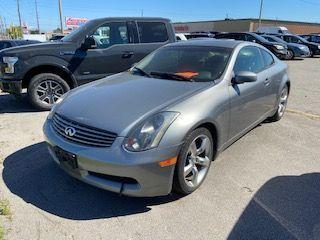Used 2004 Infiniti G35 Coupe for sale in Burlington, ON