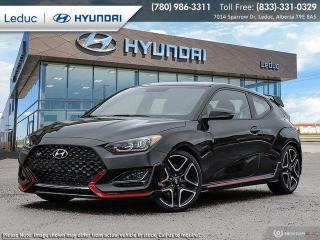 New 2020 Hyundai Veloster N for sale in Leduc, AB