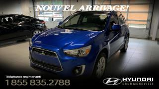 Used 2015 Mitsubishi RVR GT AWD + GARANTIE + CUIR + TOIT + WOW! for sale in Drummondville, QC