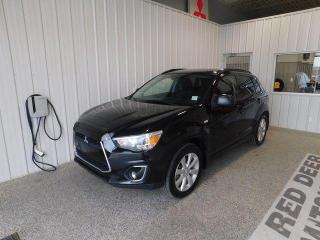Used 2014 Mitsubishi RVR GT for sale in Red Deer, AB