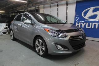 Used 2013 Hyundai Elantra GT 5p à hayon auto SE CUIR for sale in St-Constant, QC