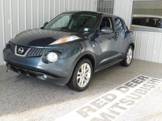 Used 2013 Nissan Juke SV for sale in Red Deer, AB