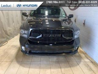 Used 2018 RAM 1500 SPORT for sale in Leduc, AB