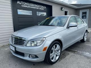 Used 2008 Mercedes-Benz C-Class 3.0L for sale in Kingston, ON
