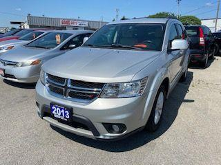 Used 2013 Dodge Journey SXT for sale in Burlington, ON
