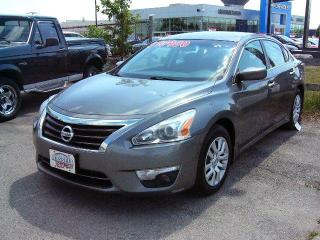 Used 2015 Nissan Altima 2.5 for sale in Georgetown, ON