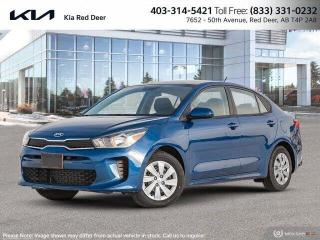 New 2020 Kia Rio LX+ for sale in Red Deer, AB