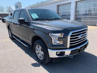 Used 2017 Ford F-150 XLT | Sync Voice Activated System | Rear Camera for sale in Harriston, ON